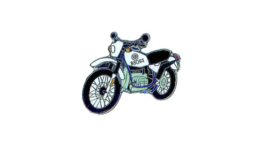 BMW R 80 Modelle Pin R 80 GS Basic