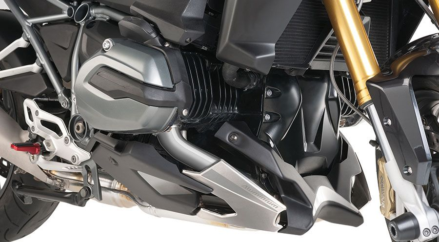motorspoiler f r bmw r 1200 r lc 2015. Black Bedroom Furniture Sets. Home Design Ideas