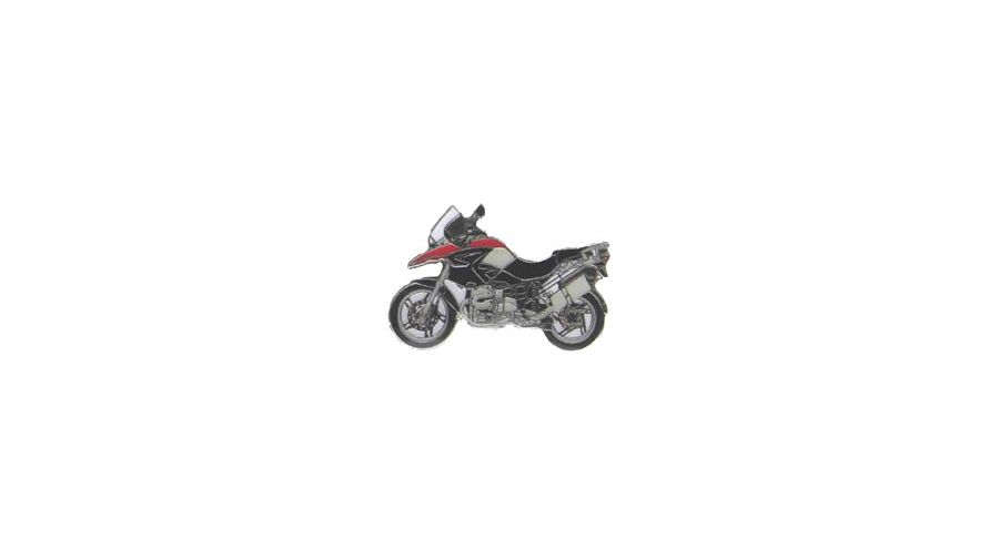 BMW R1200GS, R1200GS Adventure & HP2 Pin R 1200 GS 2006 (rot)