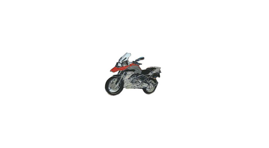 BMW R 1200 GS LC (2013-) & R 1200 GS Adventure, LC (2014-) Pin R 1200 GS LC (rot)