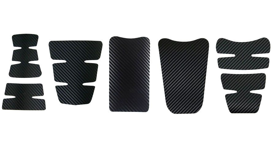 BMW R1200CL Carbon Tankpad