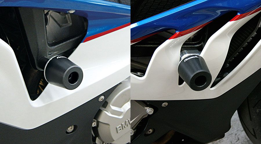 BMW S1000RR Crash Protector Plus