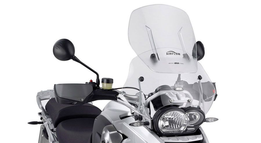 BMW R1200GS, R1200GS Adventure & HP2 AirFlow Windschild