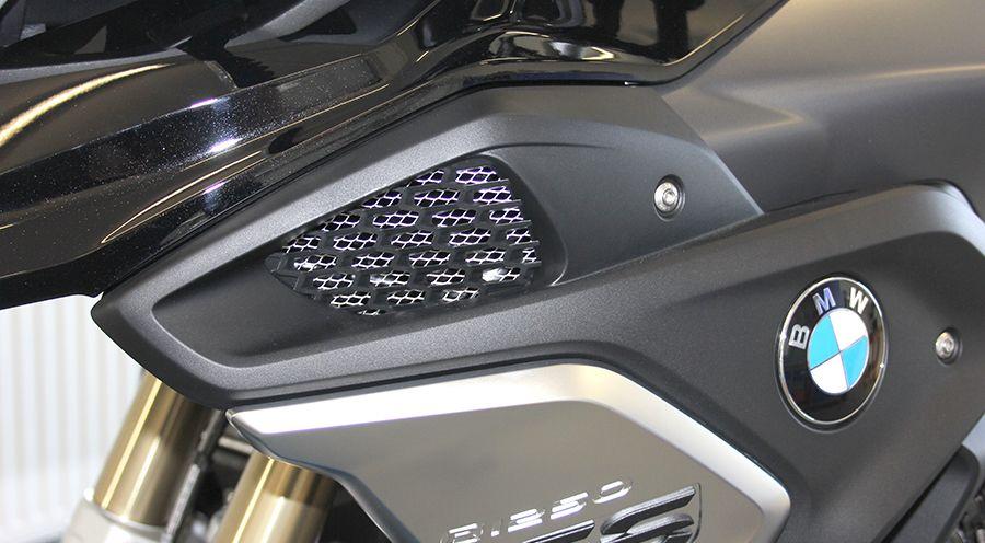 lufteinlassgitter f r bmw r1250gs motorradzubeh r hornig. Black Bedroom Furniture Sets. Home Design Ideas