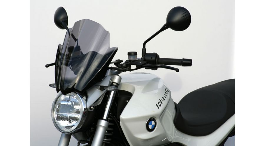 BMW R1200R & RnineT Windschild Racing-Screen
