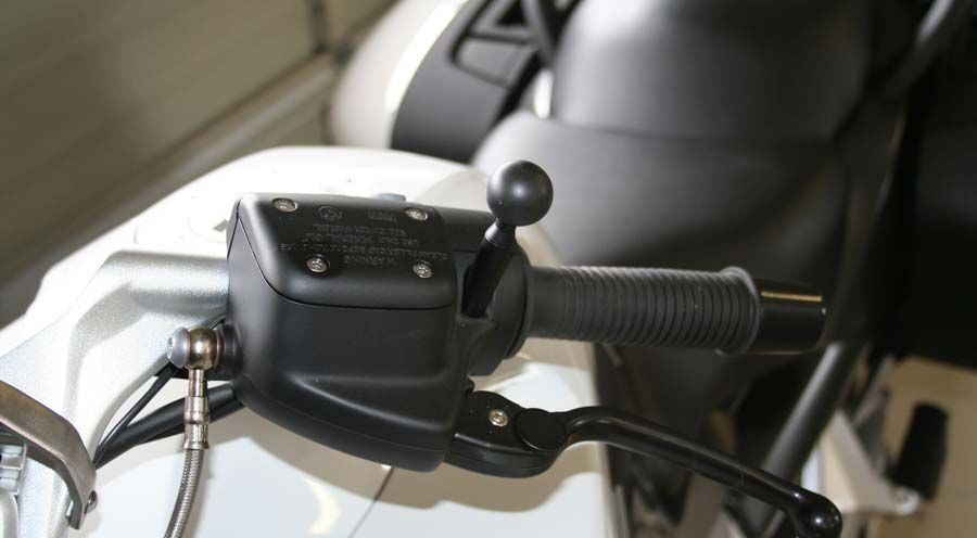 Motorcycle Sat Nav Mounts Tomtom