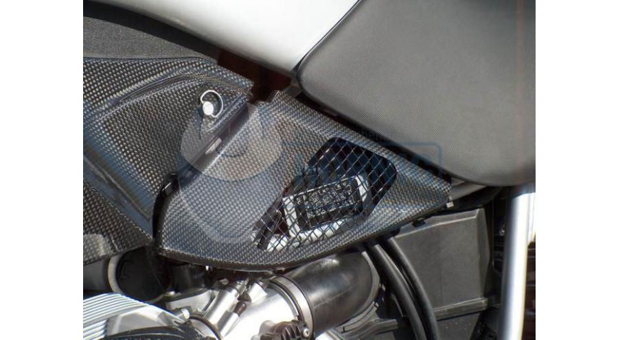 BMW R1200GS, R1200GS Adventure & HP2 Carbon Seitenpanel