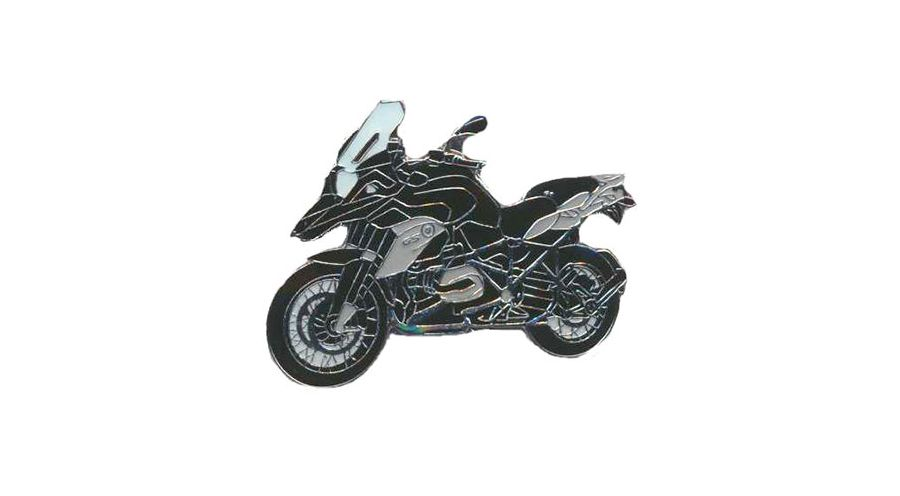 BMW R 1200 GS LC (2013-) & R 1200 GS Adventure, LC (2014-) Pin R1200GS LC Triple Black