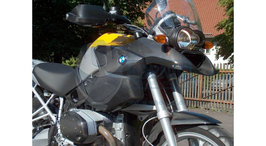 BMW R1200GS, R1200GS Adventure & HP2 Carbon Schnabel