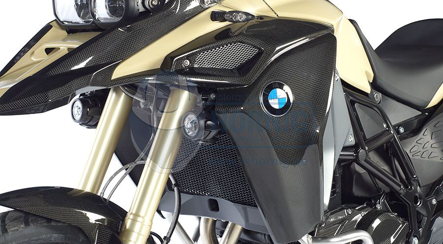 BMW F650GS (08-), F700GS & F800GS Carbon Seitenverkleidung links