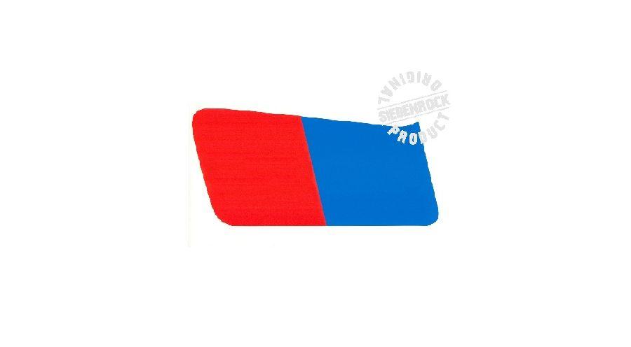 Klebefolie rot blau links f r bmw g s motorradzubeh r hornig for Klebefolie rot