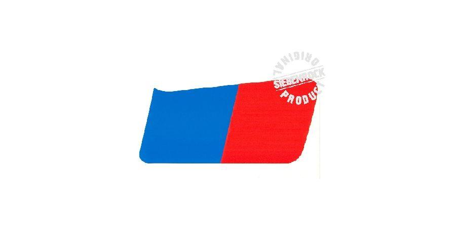 Klebefolie rot blau rechts f r bmw g s motorradzubeh r for Klebefolie rot