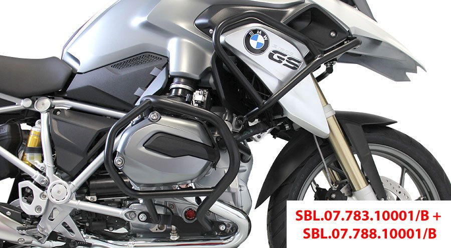 BMW R 1200 GS LC (2013-) & R 1200 GS Adventure, LC (2014-) Sturzbügel