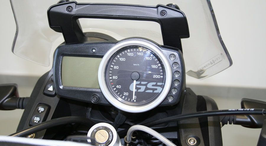 BMW G 650 GS Tachoring
