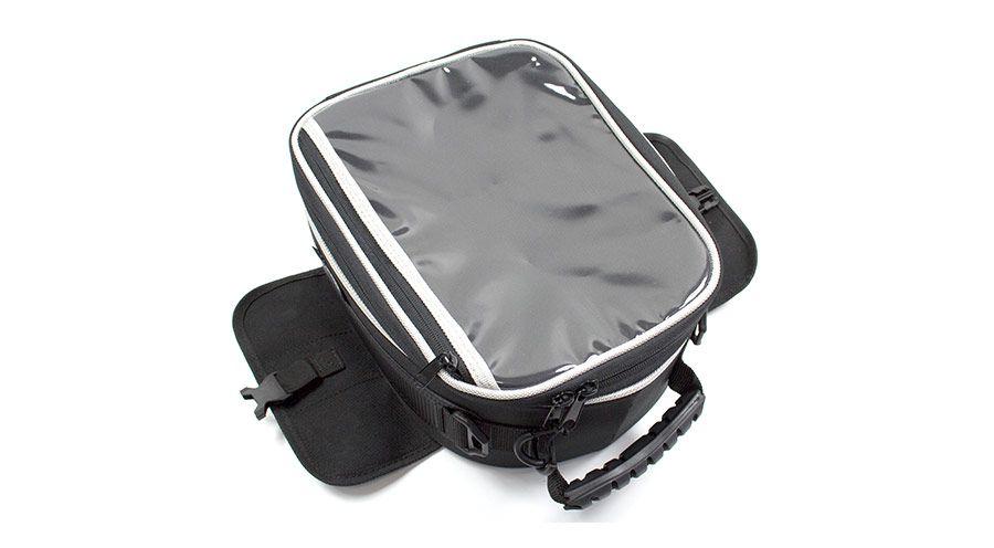 tankrucksack 7l f r bmw r850c r1200c motorradzubeh r hornig. Black Bedroom Furniture Sets. Home Design Ideas