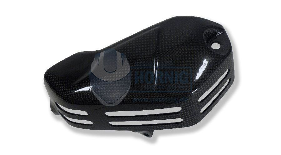 BMW R 1200 GS LC (2013-) & R 1200 GS Adventure, LC (2014-) Carbon Ventildeckelabdeckung links