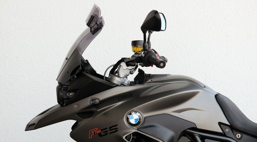 BMW F650GS (08-), F700GS & F800GS Variotouringscreen