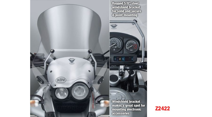BMW R850GS, R1100GS, R1150GS & Adventure Windschild Adventure