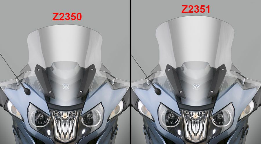 BMW R 1200 RT, LC (2014-) Windschild