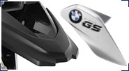 BMW R 1200 GS LC (2013-) & R 1200 GS Adventure, LC (2014-) Carbon, GFK