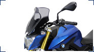 BMW G 310 R Windschilder