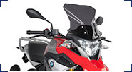 BMW G 310 GS Windschilder