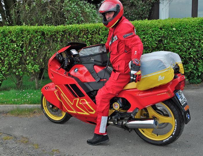 BMW K1 - Fotowettbewerb mit BMW Motorrädern ...
