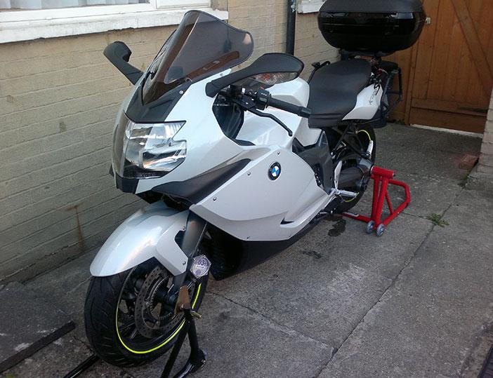 BMW K 1300 S - Fotowettbewerb mit BMW Motorrädern ...
