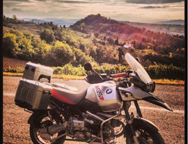 BMW 1150GS Adventure
