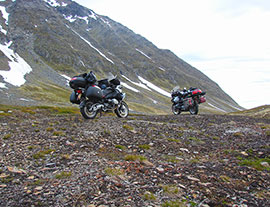 BMW R1200GS Adventure und R1150GS Adventure