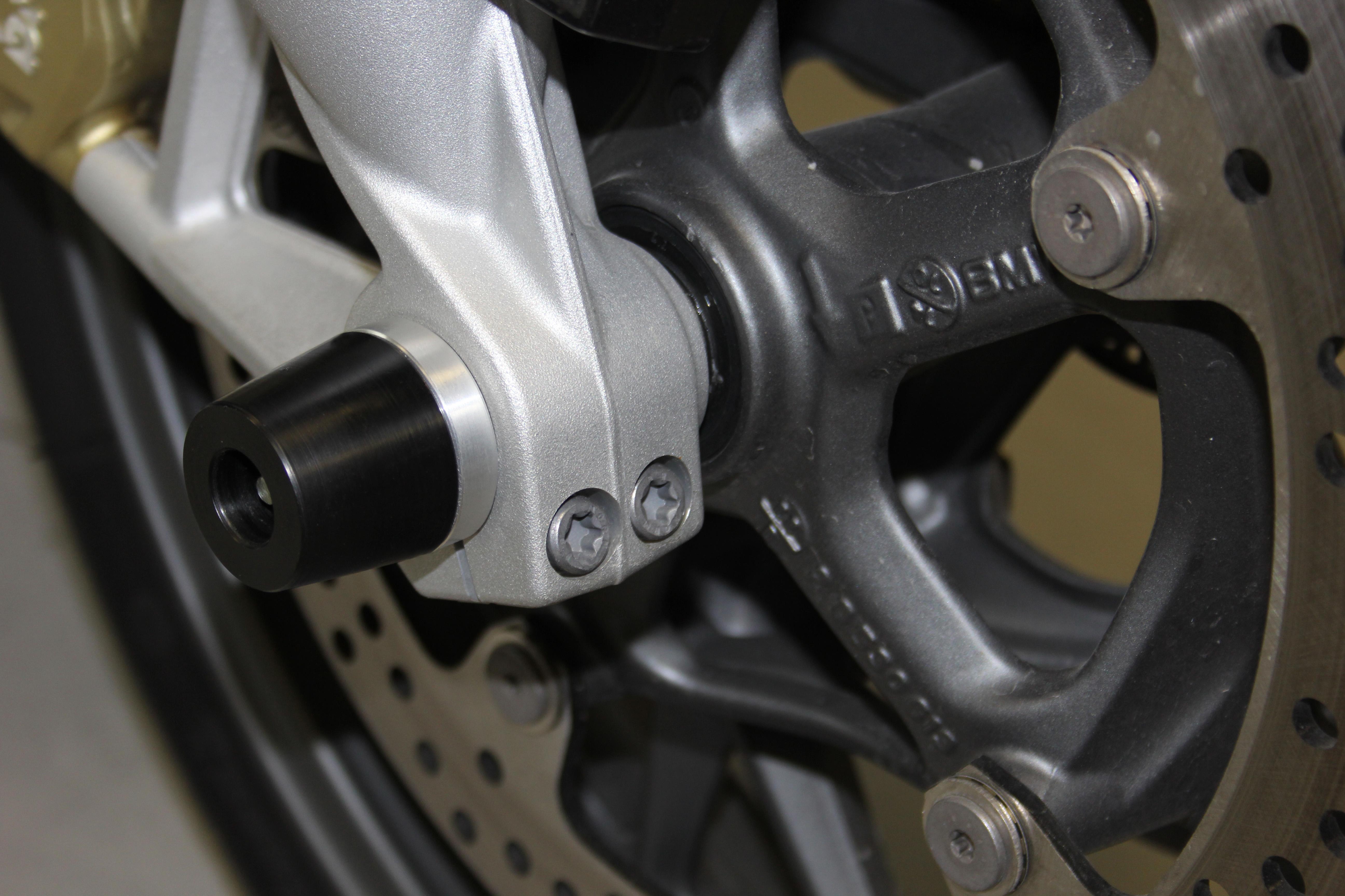 Gabel Sturzpads für BMW R1200R LC, R1200RS & S1000XR ...