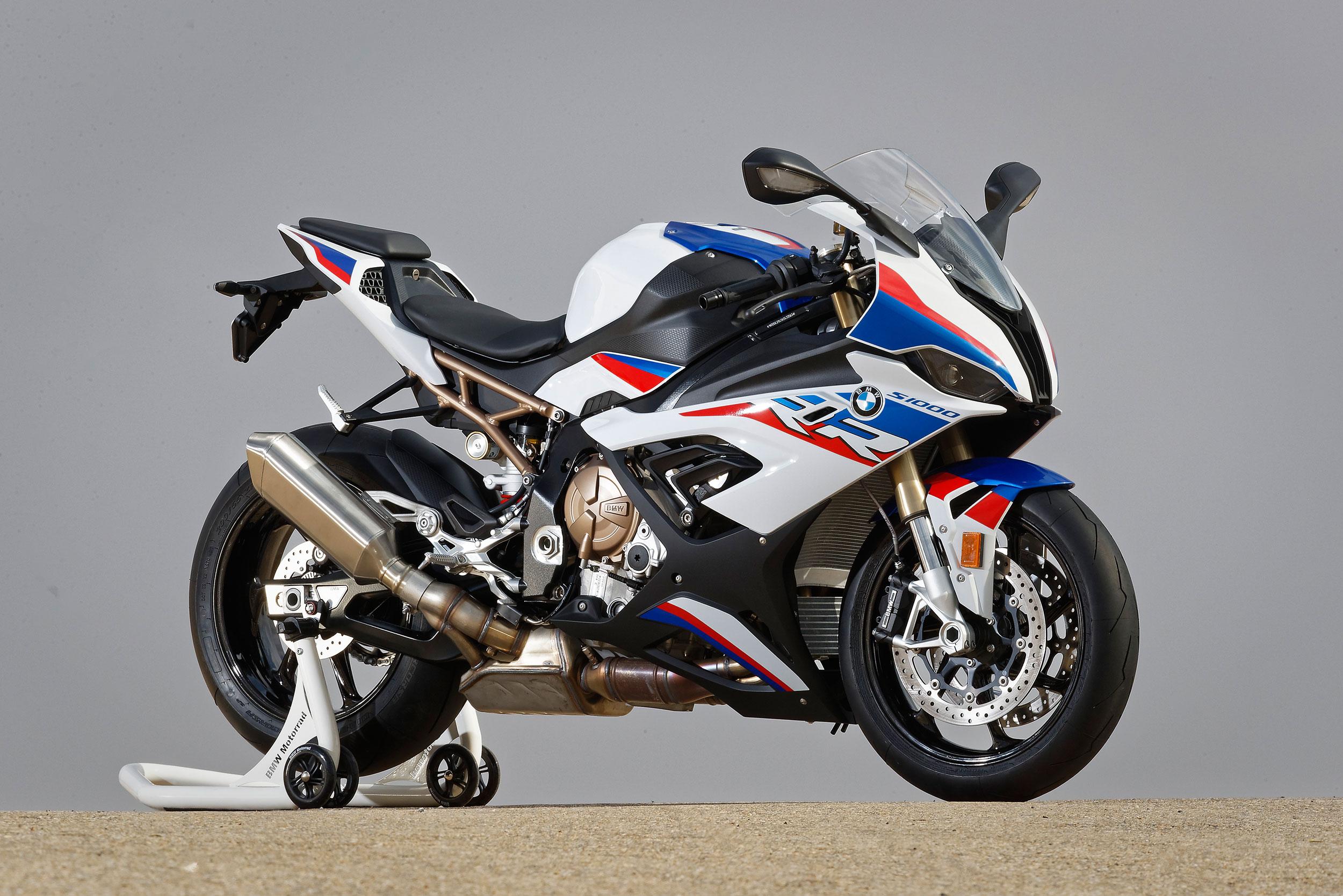 Die Neue Bmw S1000rr Noch Leichter Und Schneller Motorradzubehor