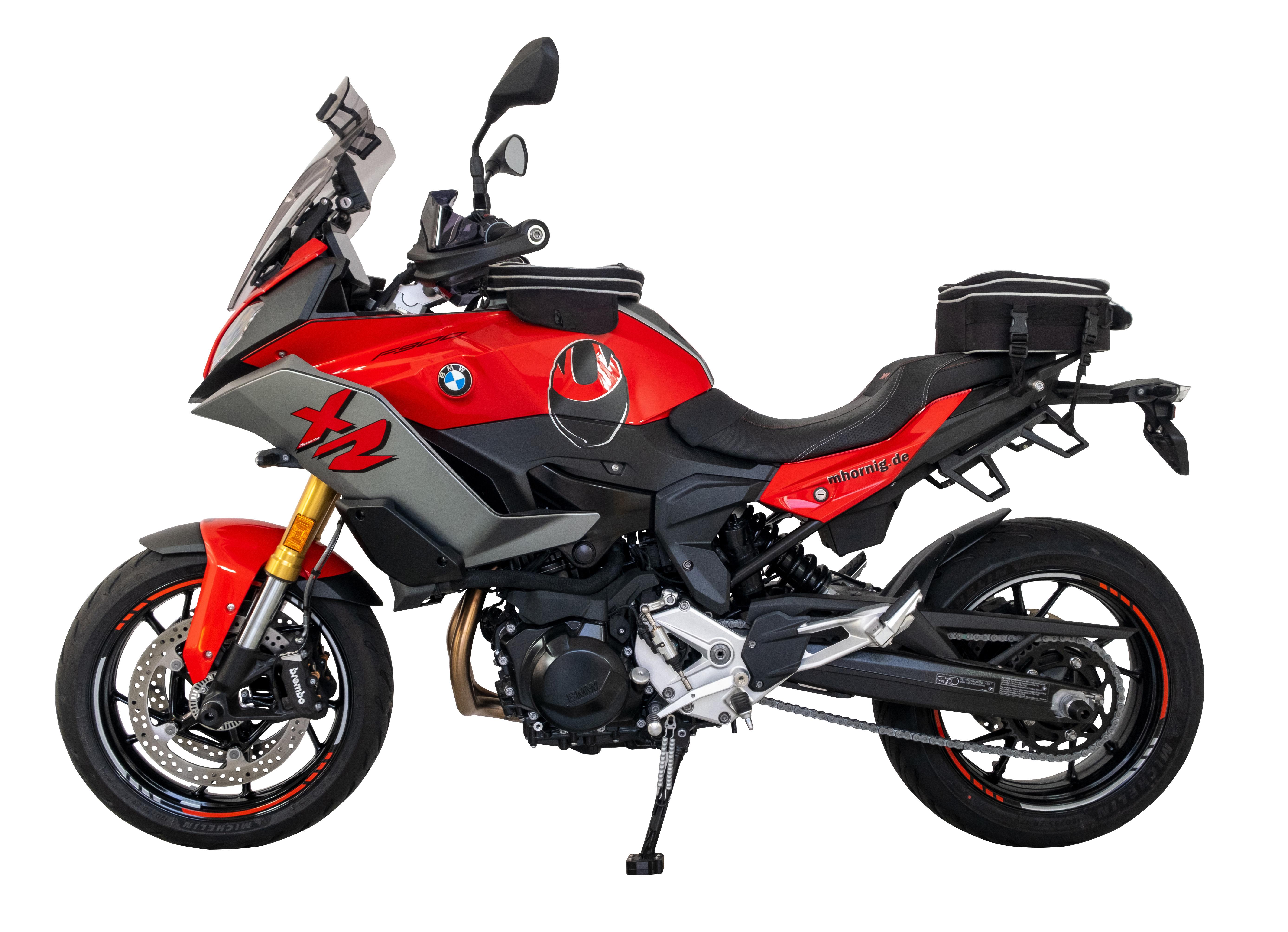 Bmw F900xr Umbau Von Hornig Sportliche Ambition Trifft Auf Robuste Touren Tauglichkeit Motorradzubehör Hornig Zubehör Für Ihr Bmw Motorrad