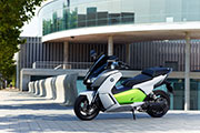 BMW C evolution Scooter 2014