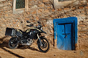BMW F800GS Adventure 2013