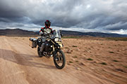 BMW F800GS Adventure 2013 Hornig