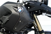 Carbon Seitenteil BMW R1200GS