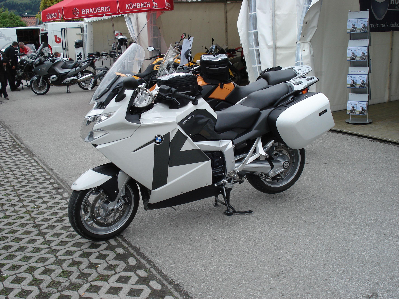 Bmw K1200gt Umbau Touren In Perfektion Motorradzubehör Hornig Zubehör Für Ihr Bmw Motorrad