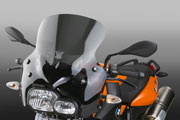 ZTechnik Windschild BMW F800R