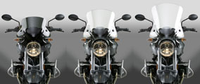 ZTechnik Windschild BMW R1200R