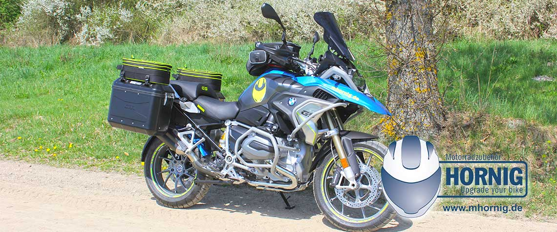 BMW R1200GS LC 2018 by Hornig