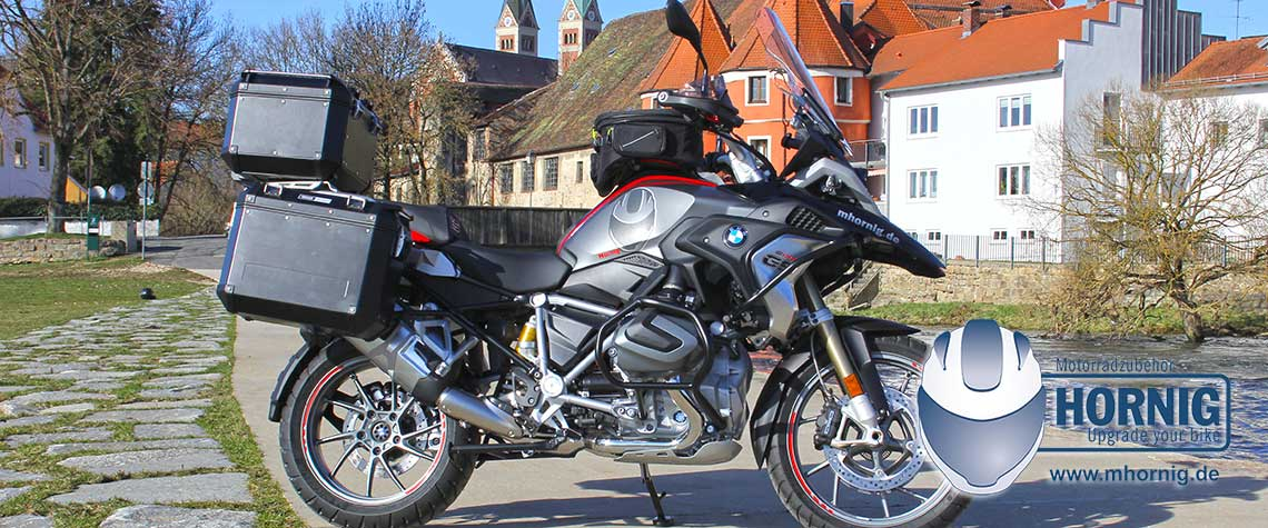 BMW R1250GS by Hornig