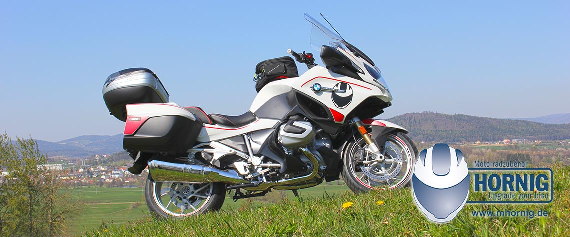 BMW R1250RT by Hornig