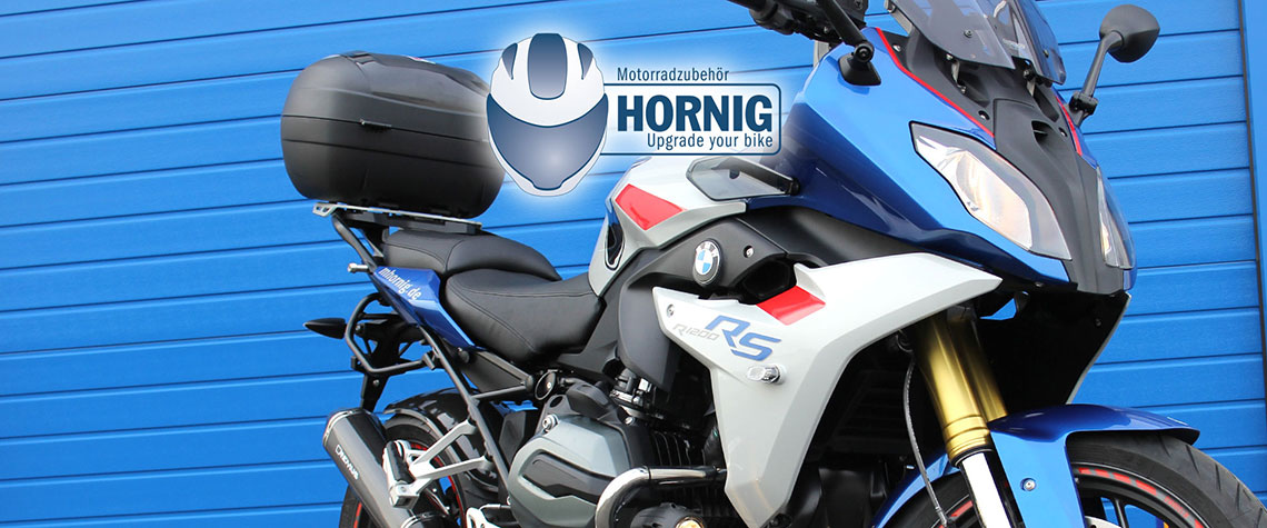 BMW R1200RS by Hornig